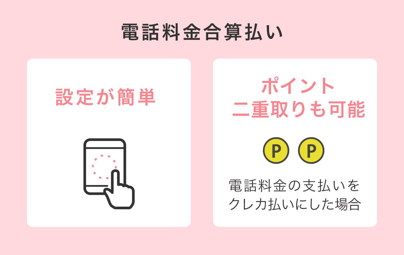 料金 合算 払い 電話 【d払い】利用できる限度額の確認方法、上限の変更方法